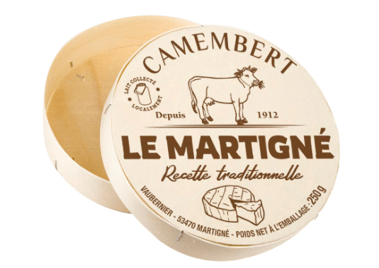 Packaging Fromage